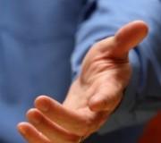 Helping Hands of Leadership